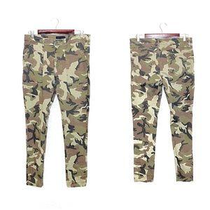 Sanctuary Camo Skinny Jeans- Size 30